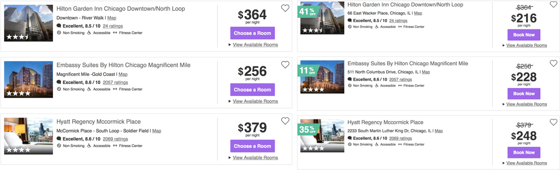 Charity pro travel exclusive pricing