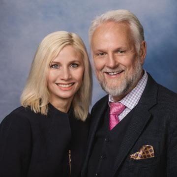 Bruce & Noelle Cramer — Founding Member